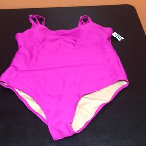 Other - One piece full coverage bathing suit NWT